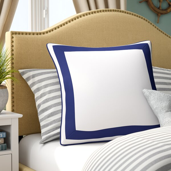 Janiyah 100% Cotton Euro by Beachcrest Home